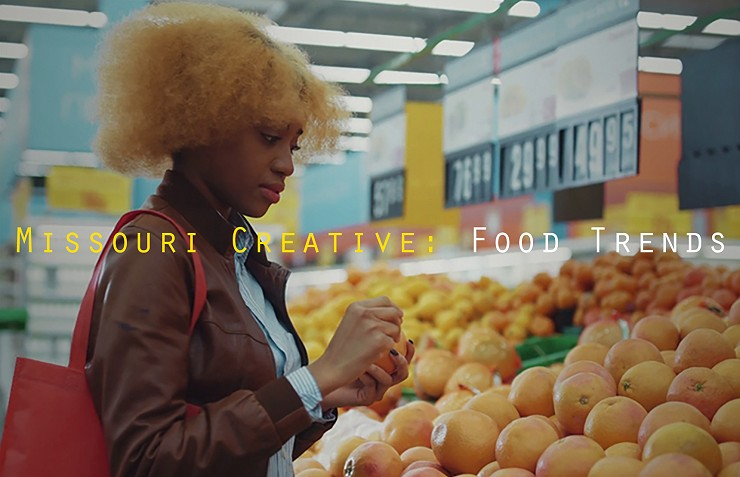 Missouri Creative: Food Trends