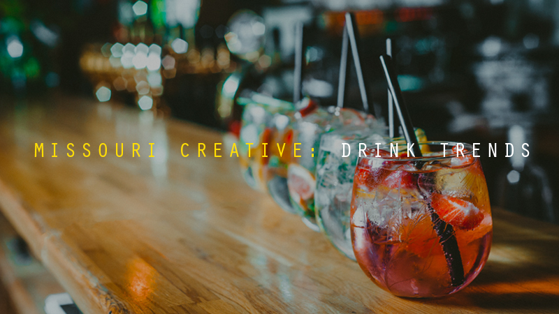 Drinks trends 2019 Promo Image