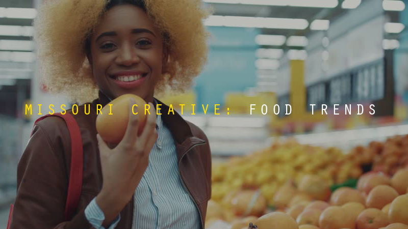 Food trends 2019 Promo Image