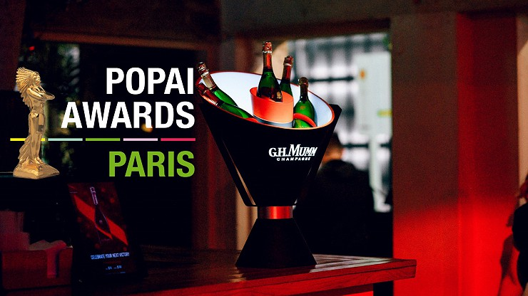 Missouri Wins Gold at Popai Awards Paris