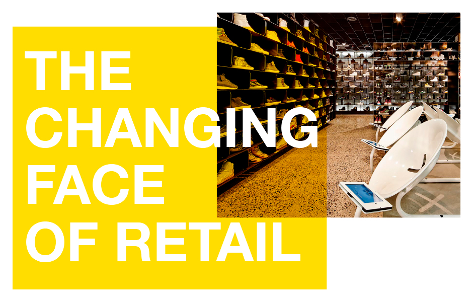 SHOW ME 1 - The Changing Face of Retail