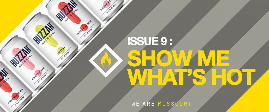 Issue 9: SHOW ME WHAT'S HOT