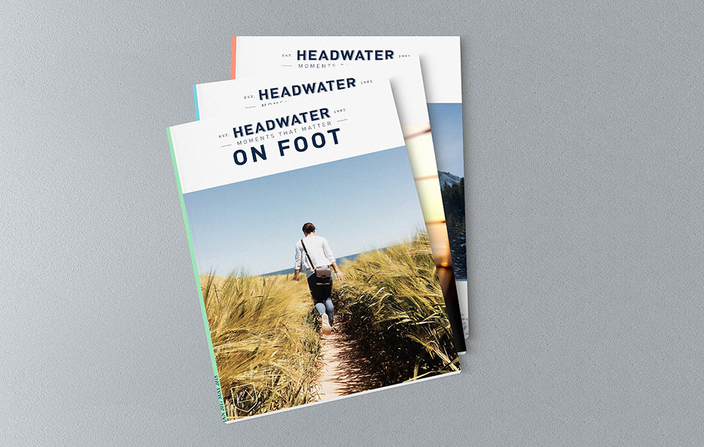 Headwater Brochure Cover