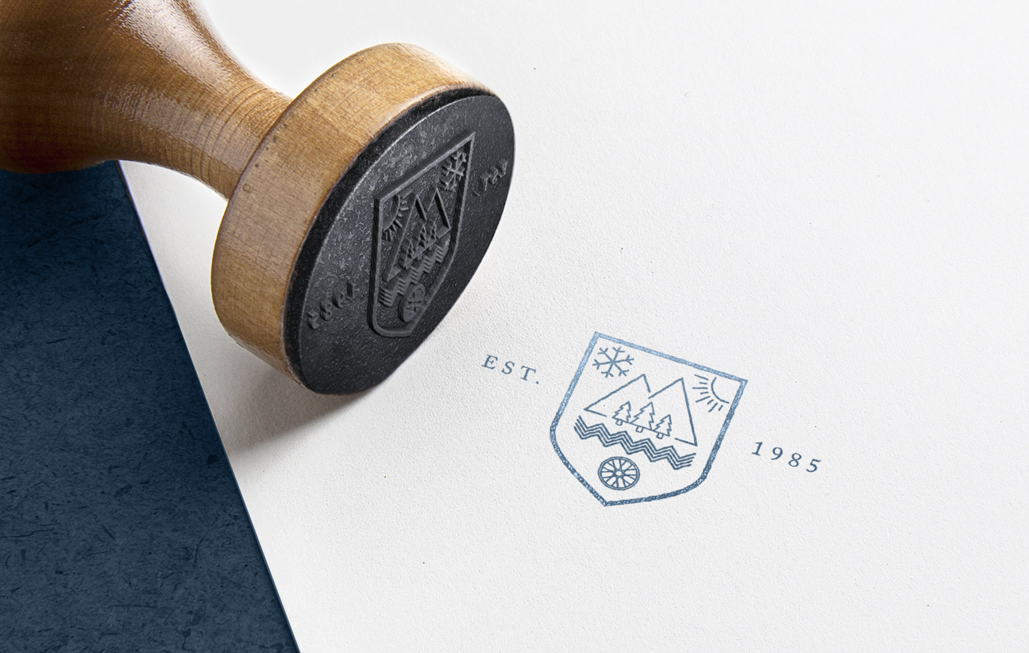 Headwater Stamp